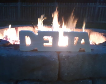 DELTA variant Flammable Farewells™ - COVID Novelty Fire Log for Delta