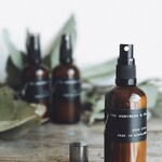 HINTERLAND - Room Spray - Amber Jar - Bohemian - Hand Poured - Small Batch - Fragrance - Home Decor - Musk - Peach - Patchouli - Peony