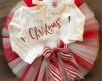 My first christmas outfit | Etsy