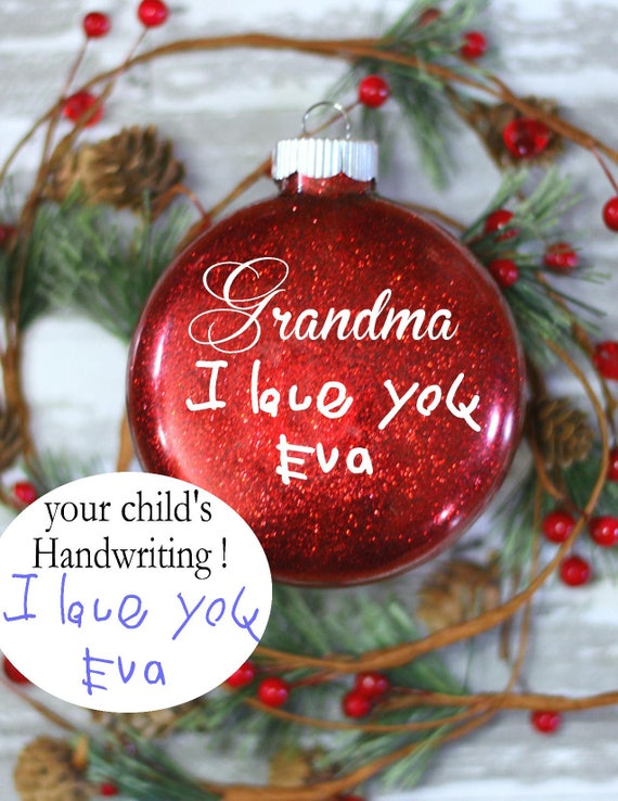 Ornaments for christmas personalized gifts