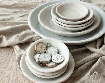 Stone Small Bowl, Fruit Bowl. Bird Bath, Rustic Decor, Gift, Home Decor, Rustic Home Decor, Kitchen Decor, Natural, Unique, Indian