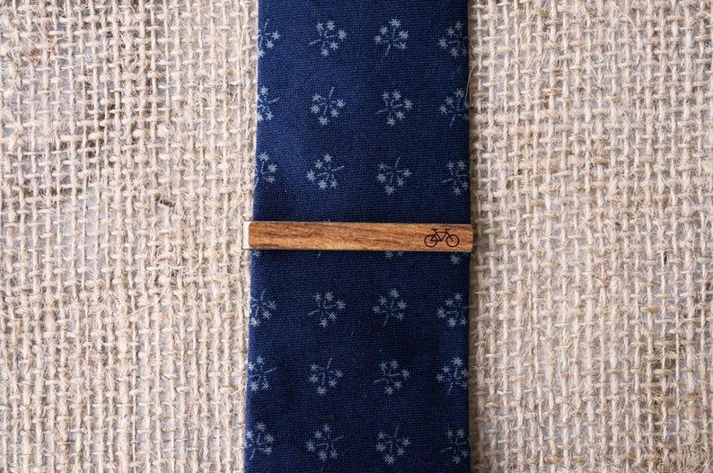 tie bar wood tie bar Custom Tie Clip wooden tie clip Personalized Tie Clip tie clip Personalized Gifts for Him Tie clip personalize