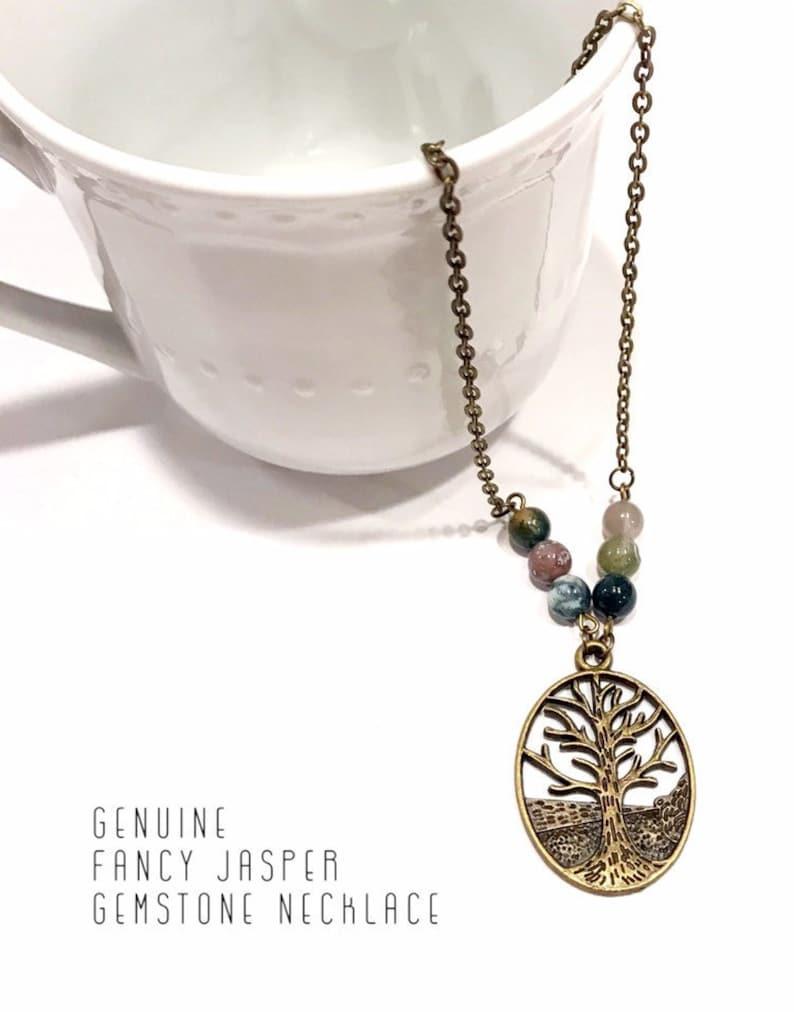 genuine gemstone jewelry handmade made in michigan jewelry image 0