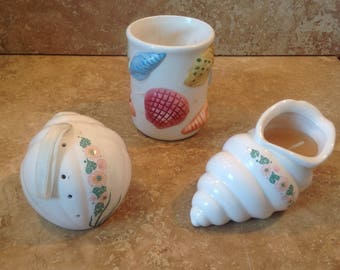 seashell ceramics