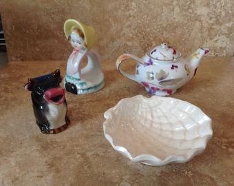 assorted ceramics
