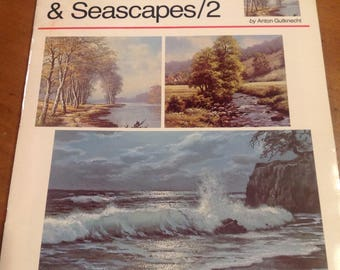 beautiful land and seascapes book