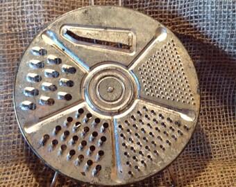 Vintage food grater
