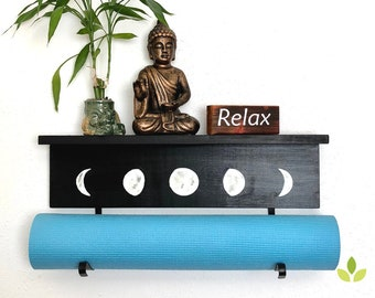 Home of the Original Yoga Mat Holders by YogaWares on Etsy a3b909d663d21