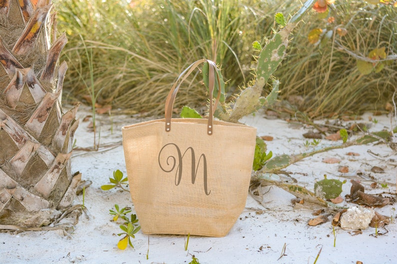 Monogrammed Gift For Women Weekender Birthday Mom Monogram Tote Bag Gifts Her Under 50 Best Friend Christmas