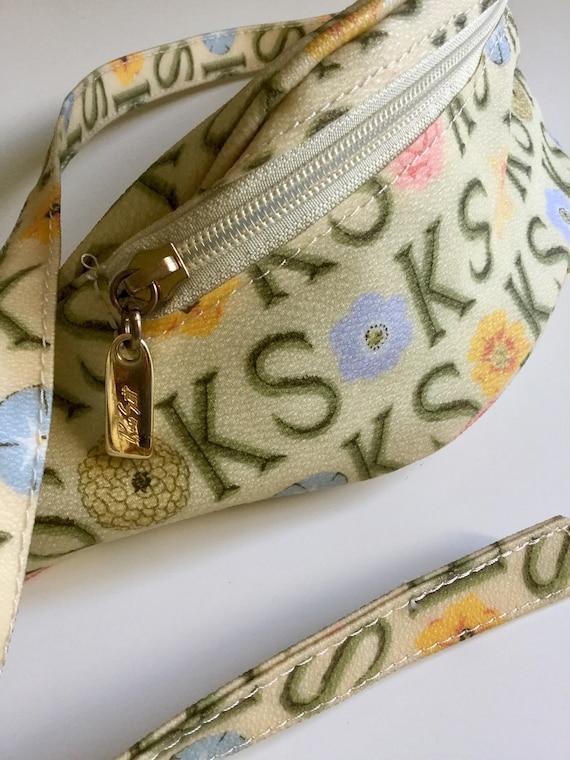 Vintage Brandname Ken Scott Pouch Bag