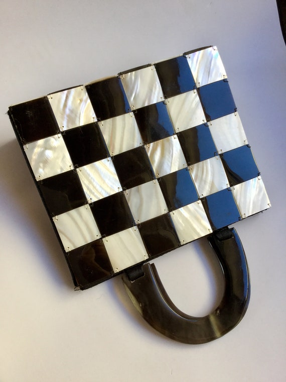Vintage 1960s Mary Quant Style Bag