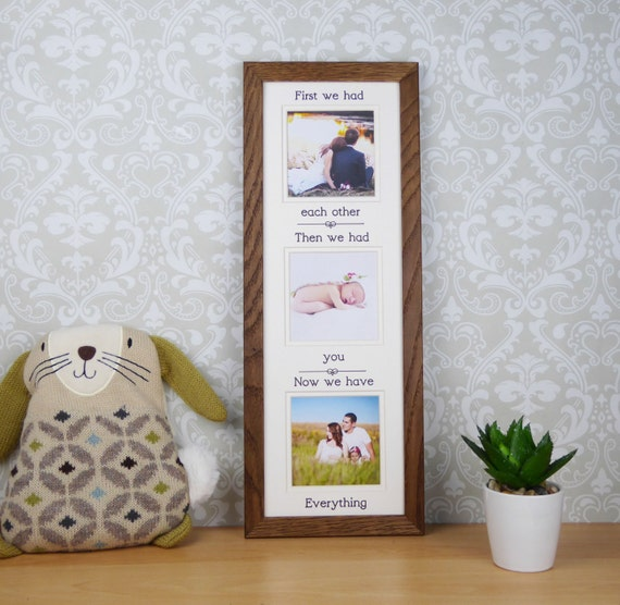 First We Had Each Other Family Picture Frame Photo Frame