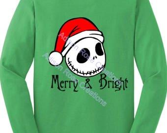Nightmare Before Christmas SVG