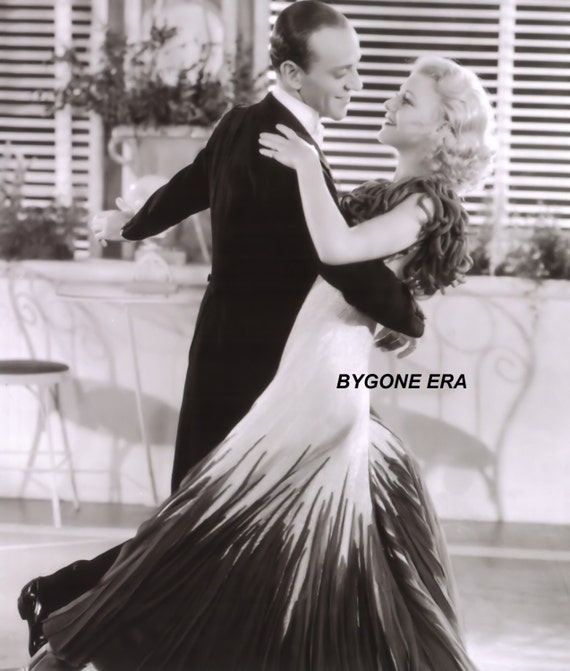 Fred Astaire Ginger Rogers Dancing