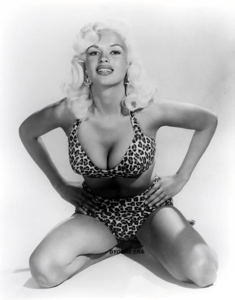 2da4e0ace78 Jayne Mansfield Bikini Pinup Girl Poster Art Photo Artwork