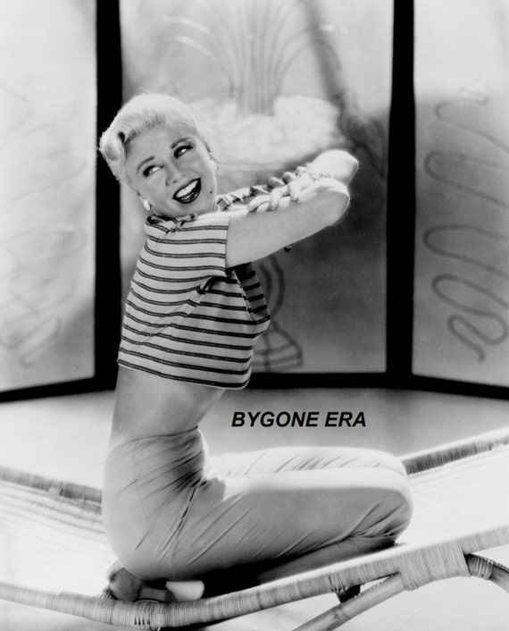 Fith Avenue girl Ginger Rogers movie poster print