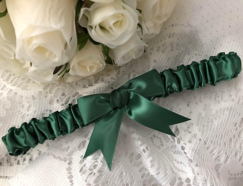 LEOPARD PRINT SATIN WEDDING BRIDAL THROW TOSS HEN NIGHT GARTER