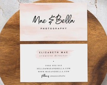 business card template instant download printable business card template business card diy calling card affordable card paris