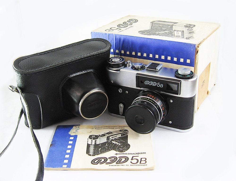 GEFÜTTERT 5 b russische 35mm Film Leica Kopie Messsucherkamera | Etsy