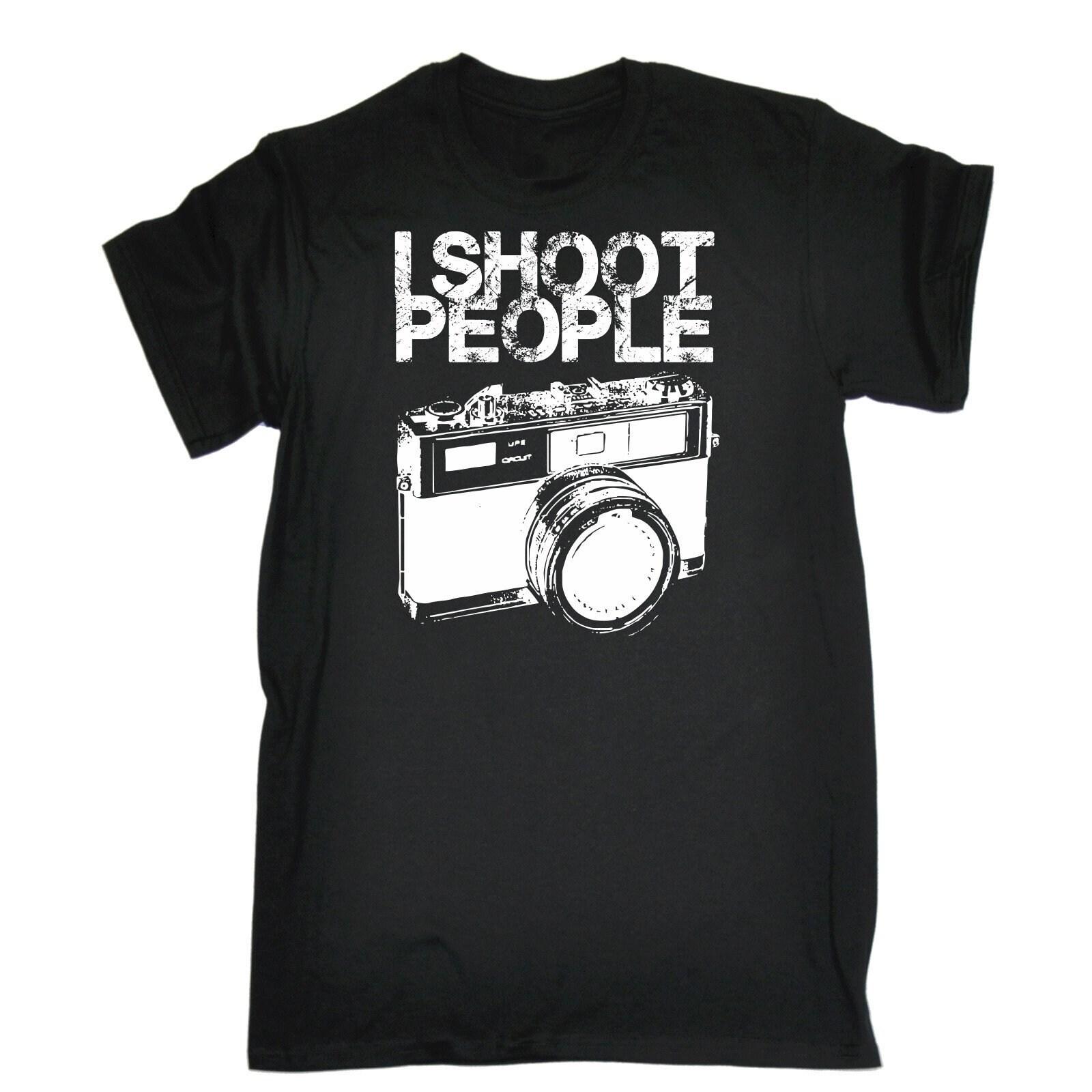 123t des hommes je tire les gens appareil photo photo photo Funny T-Shirt  Tee 1c0f2cbc83cc