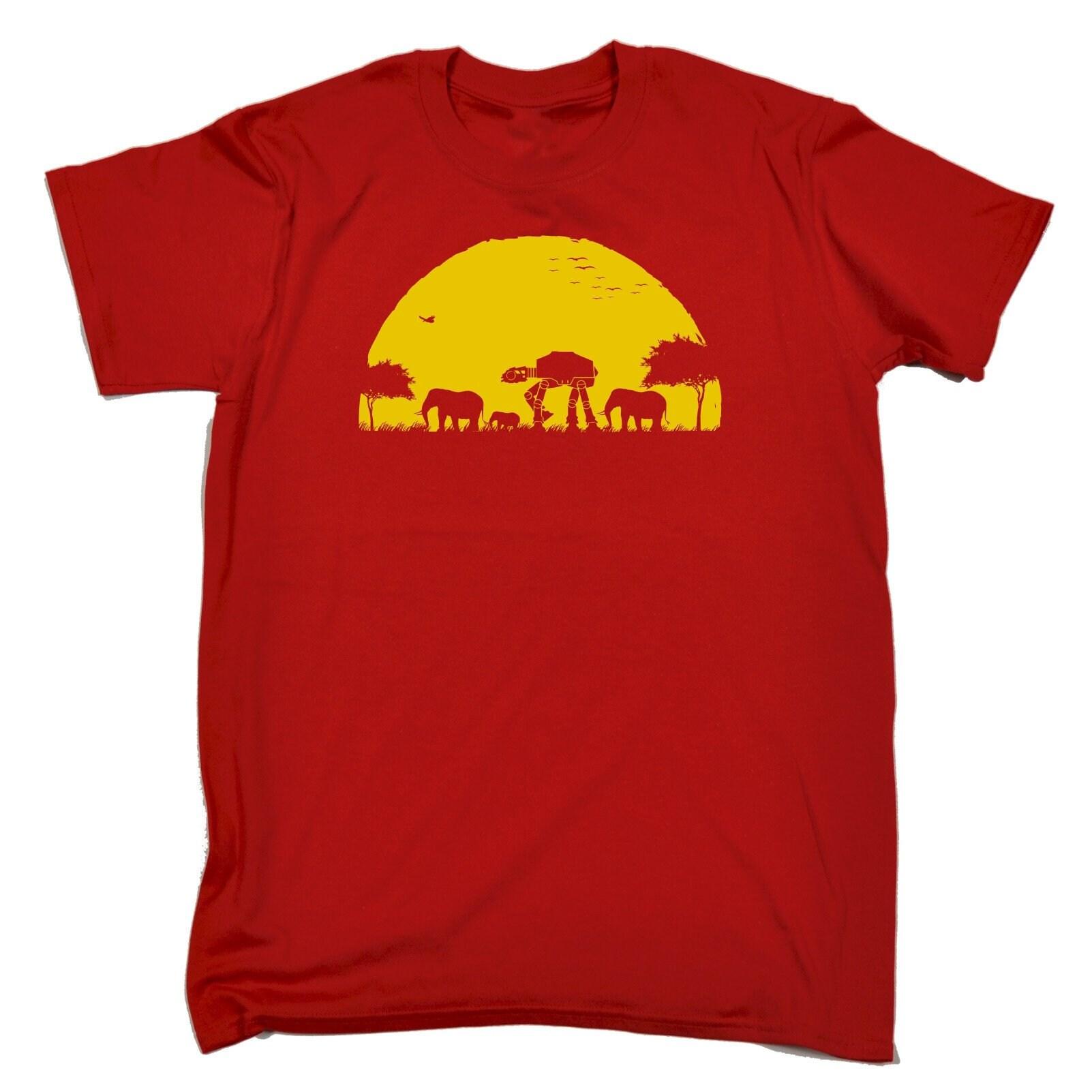 Atat coucher de soleil Design T-Shirt T drôle Tee Tshirt T T-Shirt Shirts nouveauté drôle cadeau d'anniversaire hommes 123t cadeau Noël eaccd8