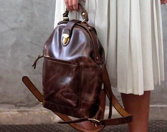 Backpack purse  507e55f05db56