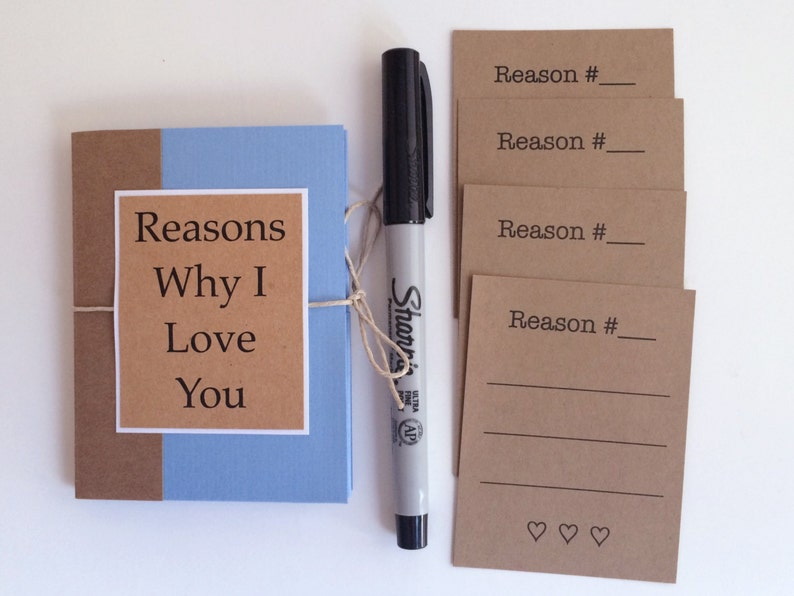 Long Distance Relationship Gift Paper Anniversary Reasons