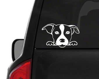 Jack Russell Decal Etsy