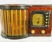 Zenith Model 5-R-317 (1939) quot World Fair quot Radio antique radio with am shortwave, mini-jack and BLUETOOTH AVAILABLE