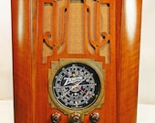 very Scarce Zenith 7-S-28 tombstone (1936) am sw with mini-jack installed and BLUETOOTH AVAILABLE