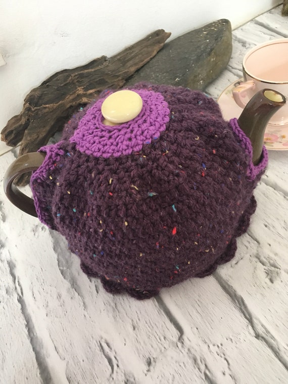 Pdf Pattern Crochet Pattern Tea Cozy Pattern Crochet Tea Etsy