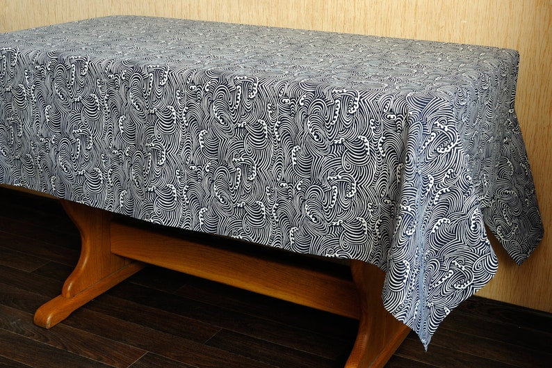 df422ba0a90f 7 colors Cotton Linen tablecloth Blue cotton tablecloth table cover custom  tablecloth natural tablecloth large rectangle rustic tablecloth