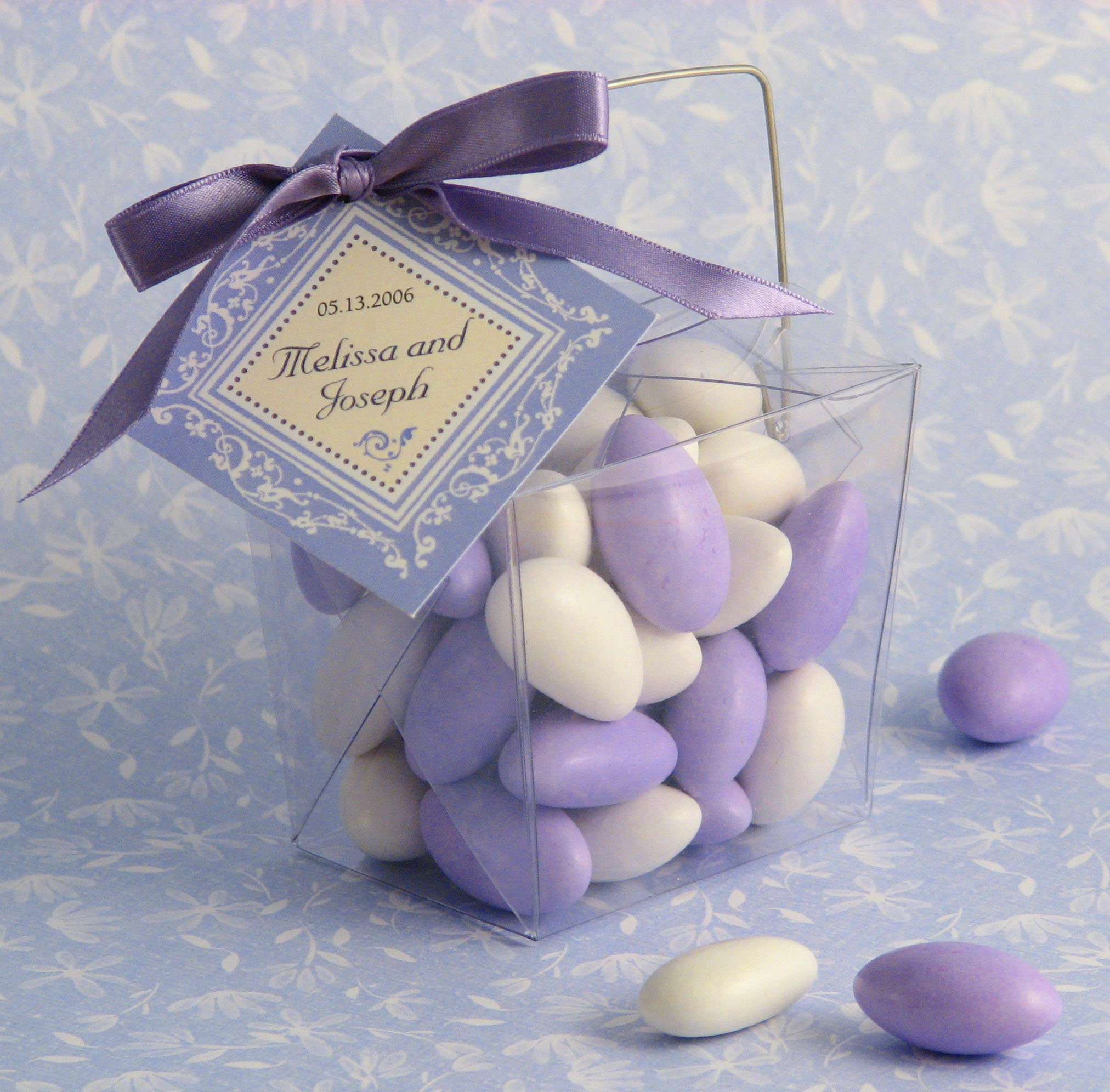 Clear Favor Boxes Clear Take Out Boxes Candy Favor Boxes Etsy