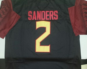 081bab86dec Deion Sanders Florida State Seminoles Men's Jersey
