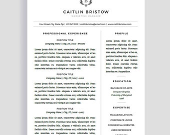 modern resume template one page resume free cover letter resume template word teacher resume professional cv template