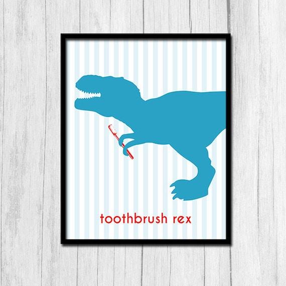 Super Childrens Bathroom Decor Toothbrush Rex Bathroom Wall Art Digital Download Dinosaur Wall Decor Bathroom Art Dinosaur Bathroom Sign Download Free Architecture Designs Jebrpmadebymaigaardcom