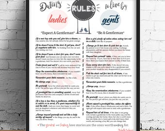 Parents rules for dating