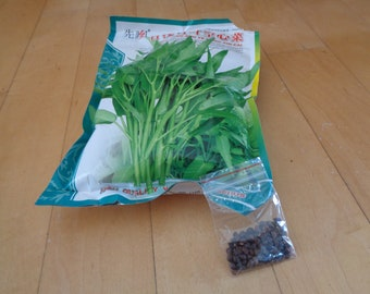 100 SEED Water spinach