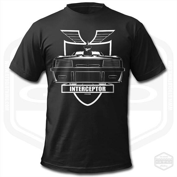 Interceptor Mad MaxMen/'s T-Shirt