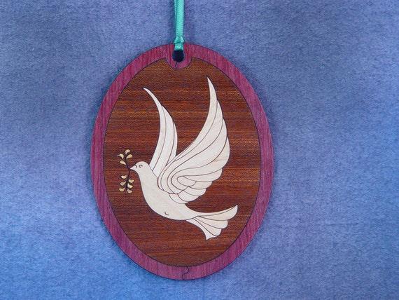 Dove Christmas Ornament Kit