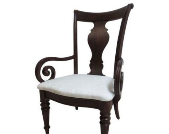 Pennsylvania House Cherry Cortland Manor Dining Room Desk Arm Chair B