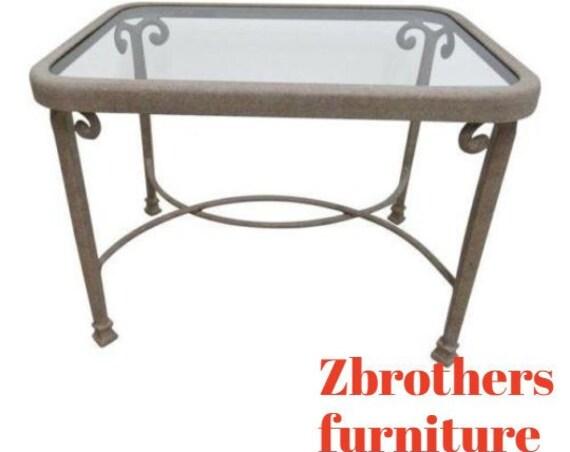Landgrave By Woodard Patio Porch side End Table