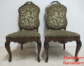 Henredon French Empire Dining Room Side Chairs B