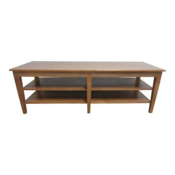 Ethan Allen Trevor Coffee Table: Items Similar To Ethan Allen Swedish Home Long Coffee