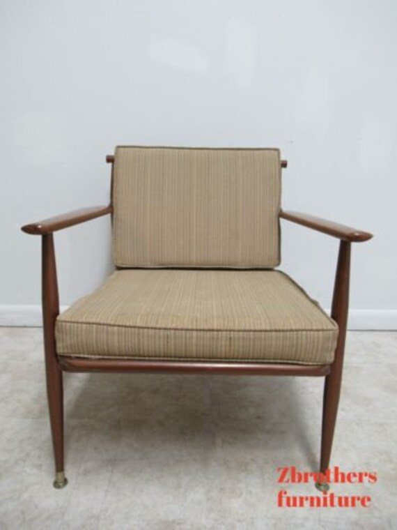 Terrific Vintage Danish Modern Metal Low Slung Lounge Chair Andrewgaddart Wooden Chair Designs For Living Room Andrewgaddartcom