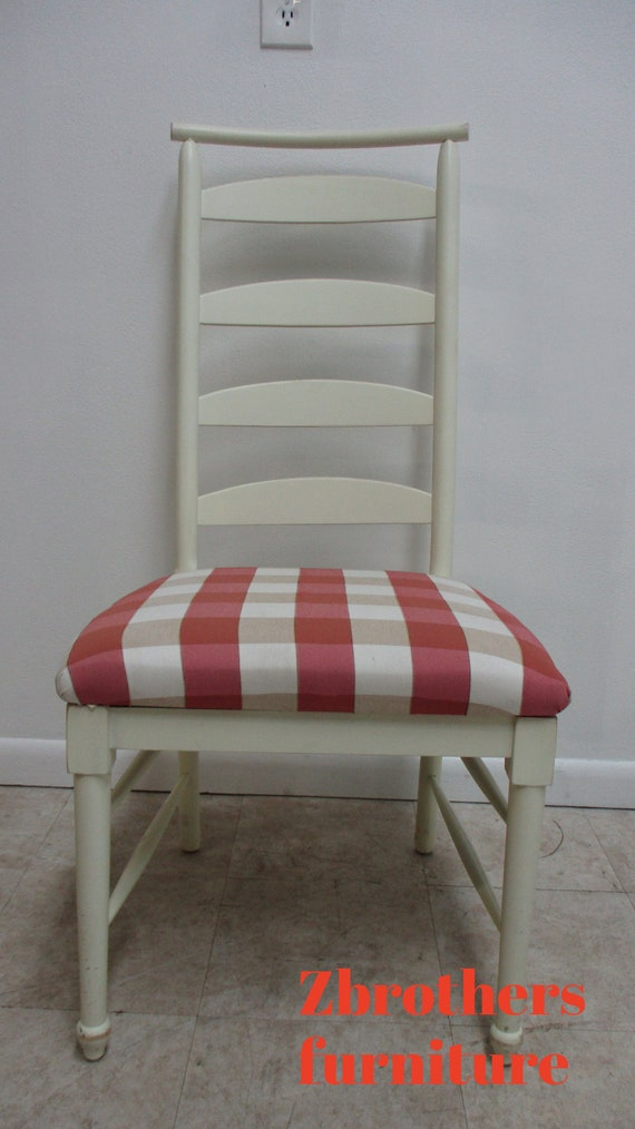 Lexington Furniture Ladder Back Desk Side Chair De Cristofaro Collection
