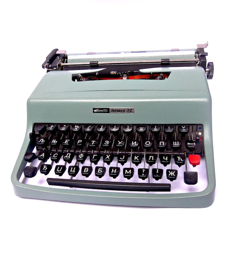 OLIVETTI LETTERA 32/' *HIGH QUALITY* TYPEWRITER RIBBON **CHOICE OF 5 COLOURS**