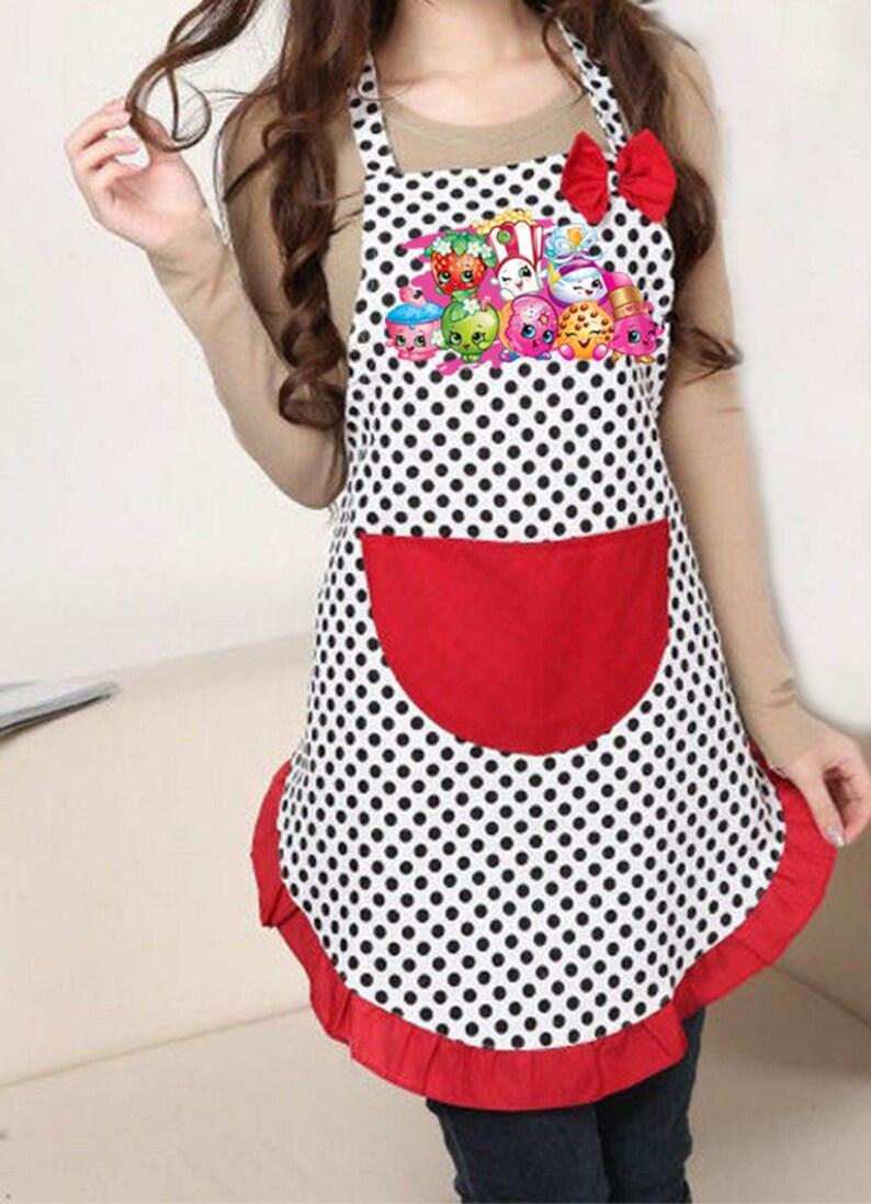 Shopkins Characters Doll Images Polka Dot Dress Craft Kids Etsy