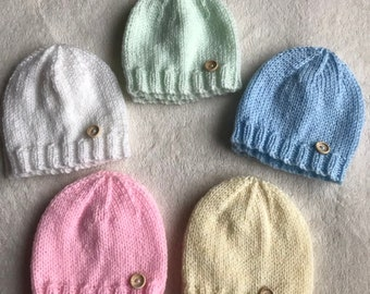 651f80d1849cd Newborn baby hats