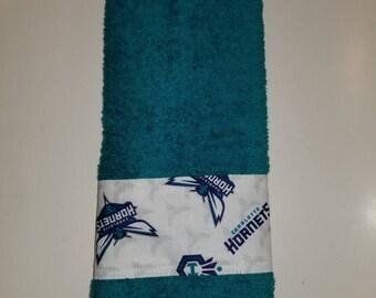 Charlotte Hornets Hand Towel